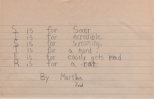 older sister poems that make you cry - photo #11