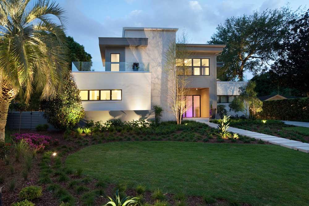 The Miwa House, An Award-Winning Custom Home by Phil Kean Designs ...