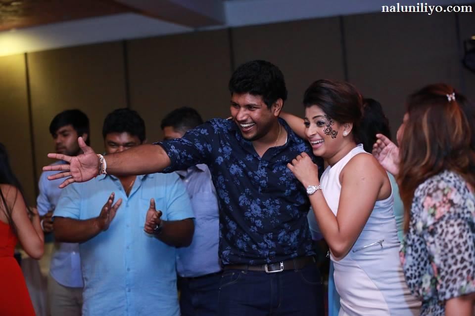 Nadeesha Hemamali birthday party