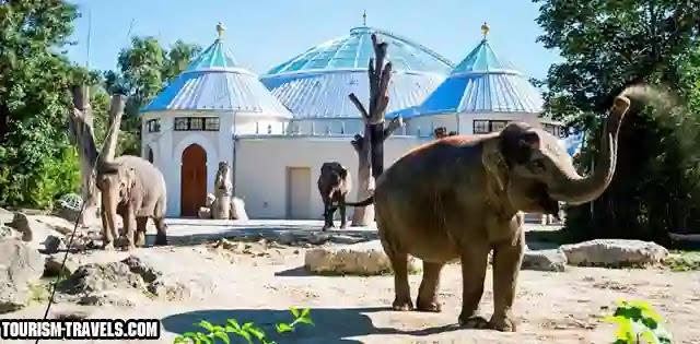 حديقة الحيوانات هيلابرون ( Hellabrunn Zoo )