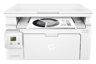Multifunction Light Amplification by Stimulated Emission of Radiation printer amongst the almost compact size inwards this shape volition non move also much HP LaserJet Pro MFP M130FN Printer Driver Download