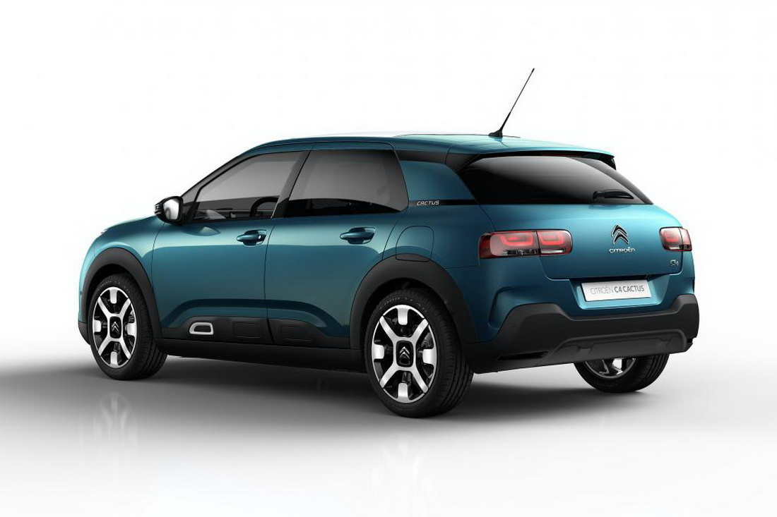 Refreshed Citroen C4 Cactus Gains Hydraulic Suspension For