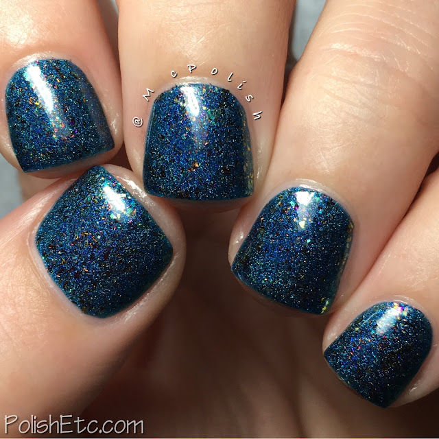 Ellagee - Cozy Winter Nights Collection - McPolish - Fireside Sparks