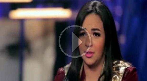 ايمي سمير غانم تكشف عن اسمها الحقيقي !!