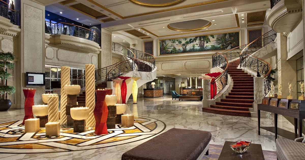 Royal Plaza on Scotts Hotel Singapore  JAYtography