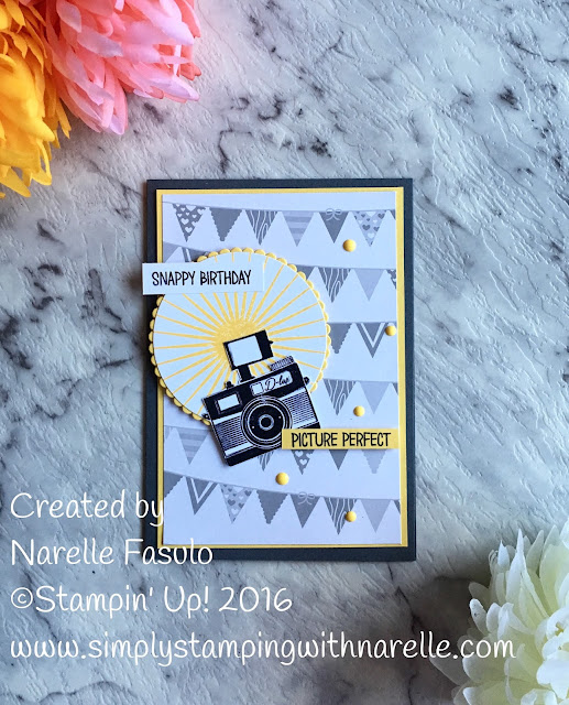 Pun Intended - Simply Stamping with Narelle - available here - http://www3.stampinup.com/ECWeb/ProductDetails.aspx?productID=141804&dbwsdemoid=4008228