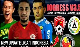 Dоwnlоаd PES Jogress V3.5 ISO PPSSPP 2019 Transfer Tеrbаru lіgа 1 Indonesia