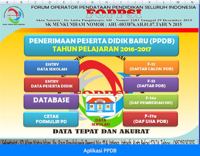 Aplikasi PPDB