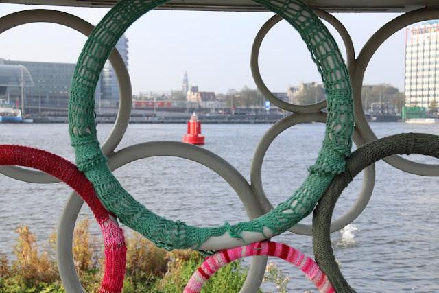 Euroopan korkein keinu sijaitsee Amsterdamissa 6