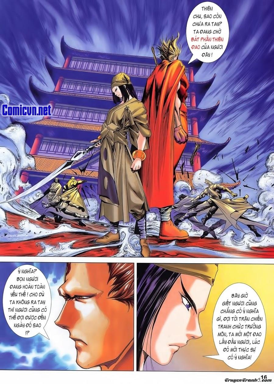 Lục Đạo Thiên Thư chap 21 - Trang 14