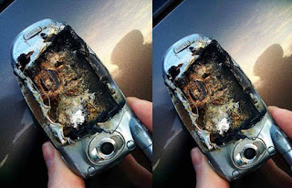 Why Cell Phone batteries explode: All you should know
