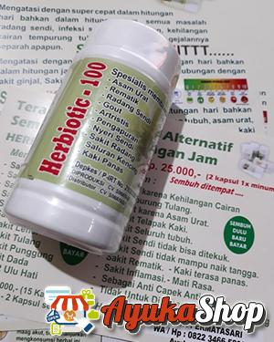 Herbiotic-100
