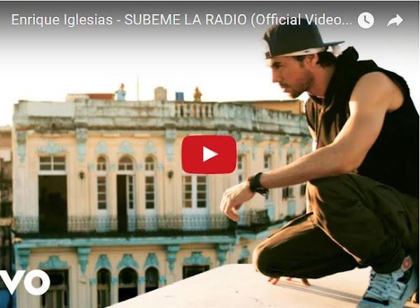 Enrique Iglesias saca un tema que promueve el alcoholismo entre los jóvenes