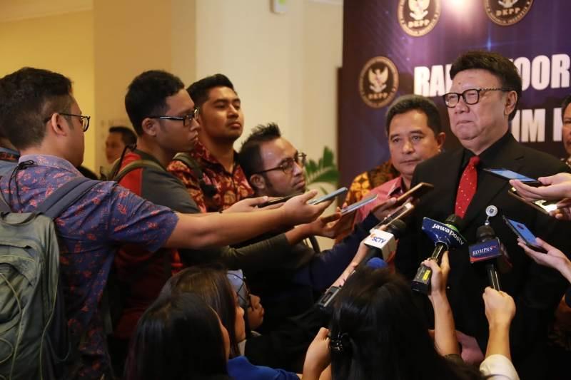 Mendagri: Indonesia Jadi Teladan Dunia Membangun Peradaban Demokrasi