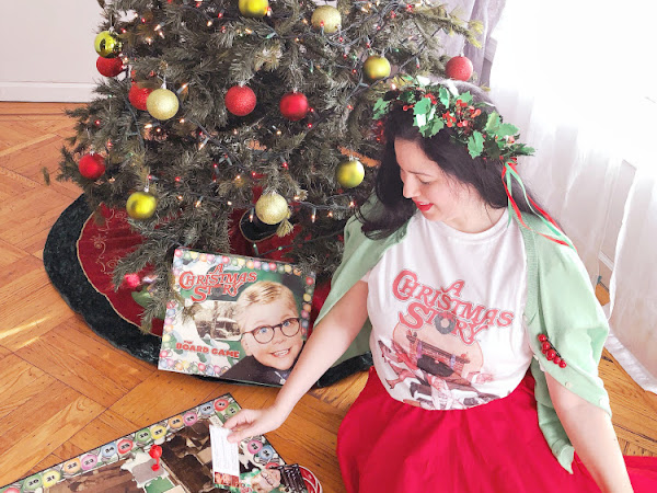A Christmas Story Tee: It's a Major Award!