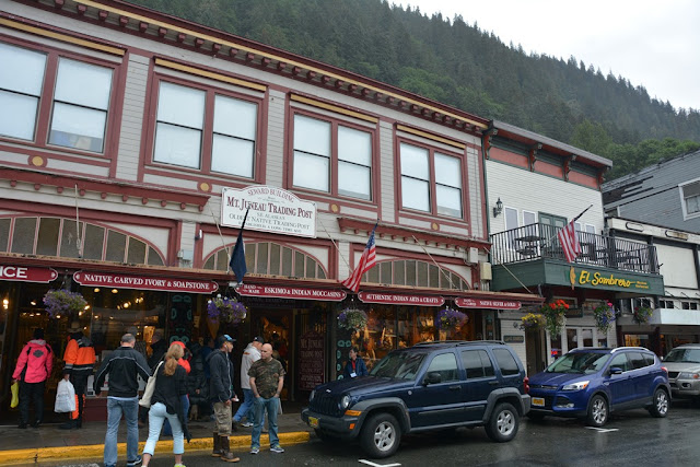 Juneau shops