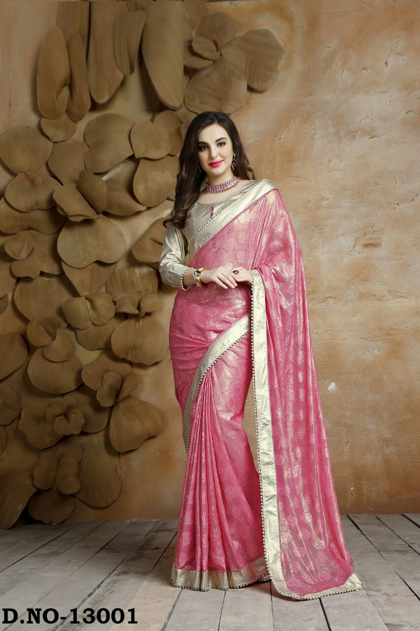 Roopam-Attractive Simple And Stylish Saree