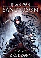 """""""Z mgły zrodzony"""" - Brandon Sanderson"""