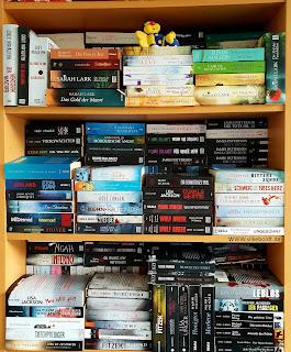 Silkes Bibliothek, blog schreiben, lesen