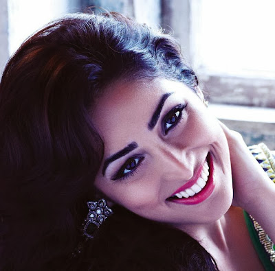 Yami Gautam's Hello India photoshoot - November 2013