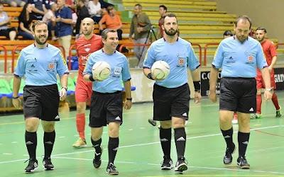 Peraturan Wasit Futsal Terbaru