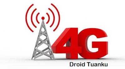 Cara Merubah Sinyal 2G EDGE, 3G atau HSPA Menjadi 4G di Android