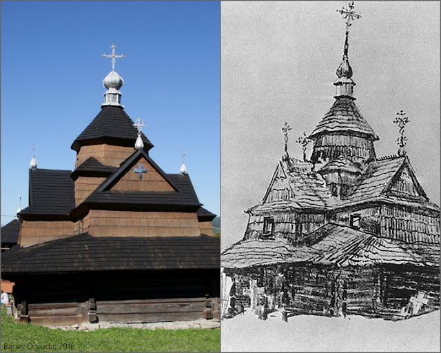 worochta cerkiew