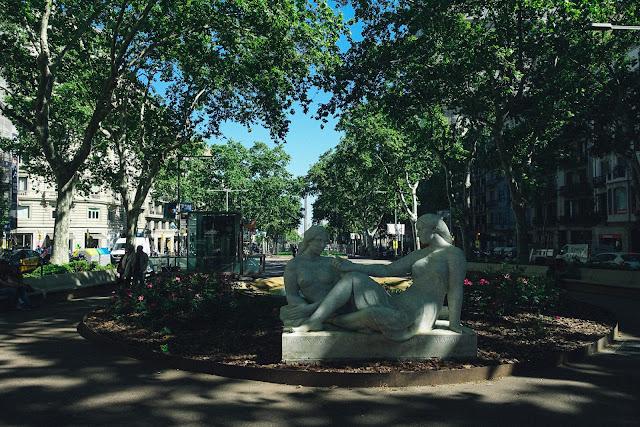 サルバドール・アスプリウ庭園(Jardins de Salvador Espriu)