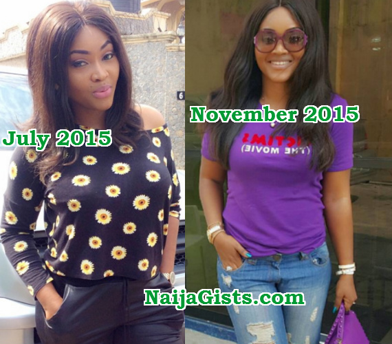 mercy aigbe miscarriage