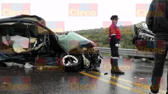 """""""EL CIRCO"""": ¡4 muertos tras brutal choque frontal entre ..."""