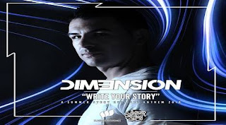 DIM3NSION - Write Your Story (A Summer Story Anthem 2018) @ Radio DJ ONE