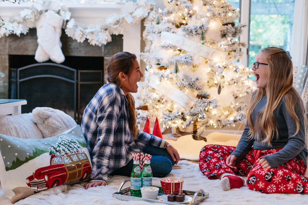 Holiday Traditions With Pottery Barn Happy Happy Nester