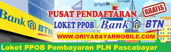 Griya Bayar Mobile Loket PPOB Pembayaran PLN Pascabayar