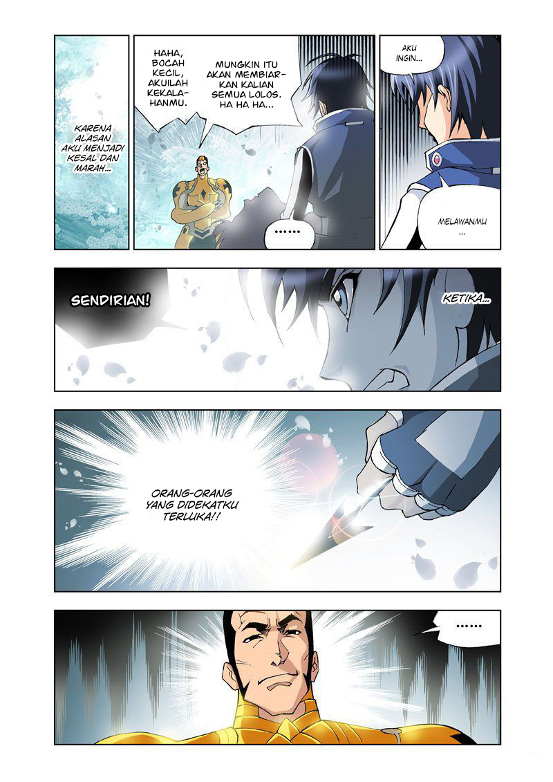 Baca Komik Manga Soul Land Chapter 13 Komik Station