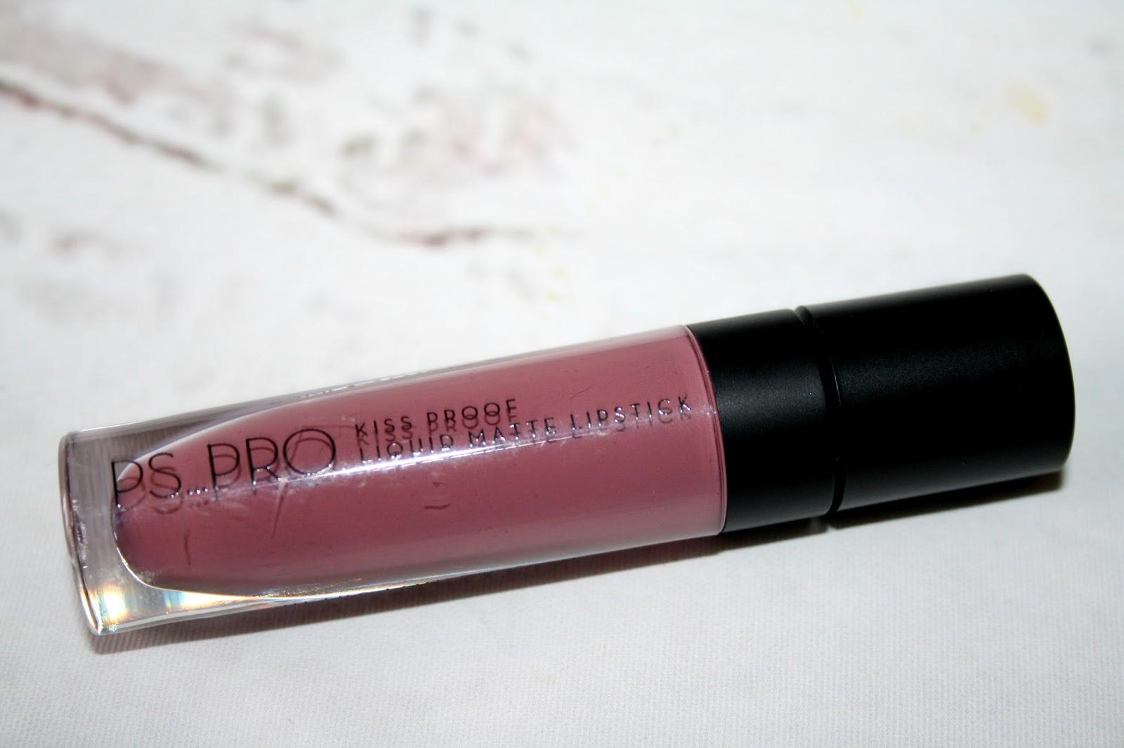 Primark P.S Pro Liquid Matte Lipstick  2e39fd2fa