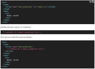 cara mengatasi Remove Render-Blocking JavaScript