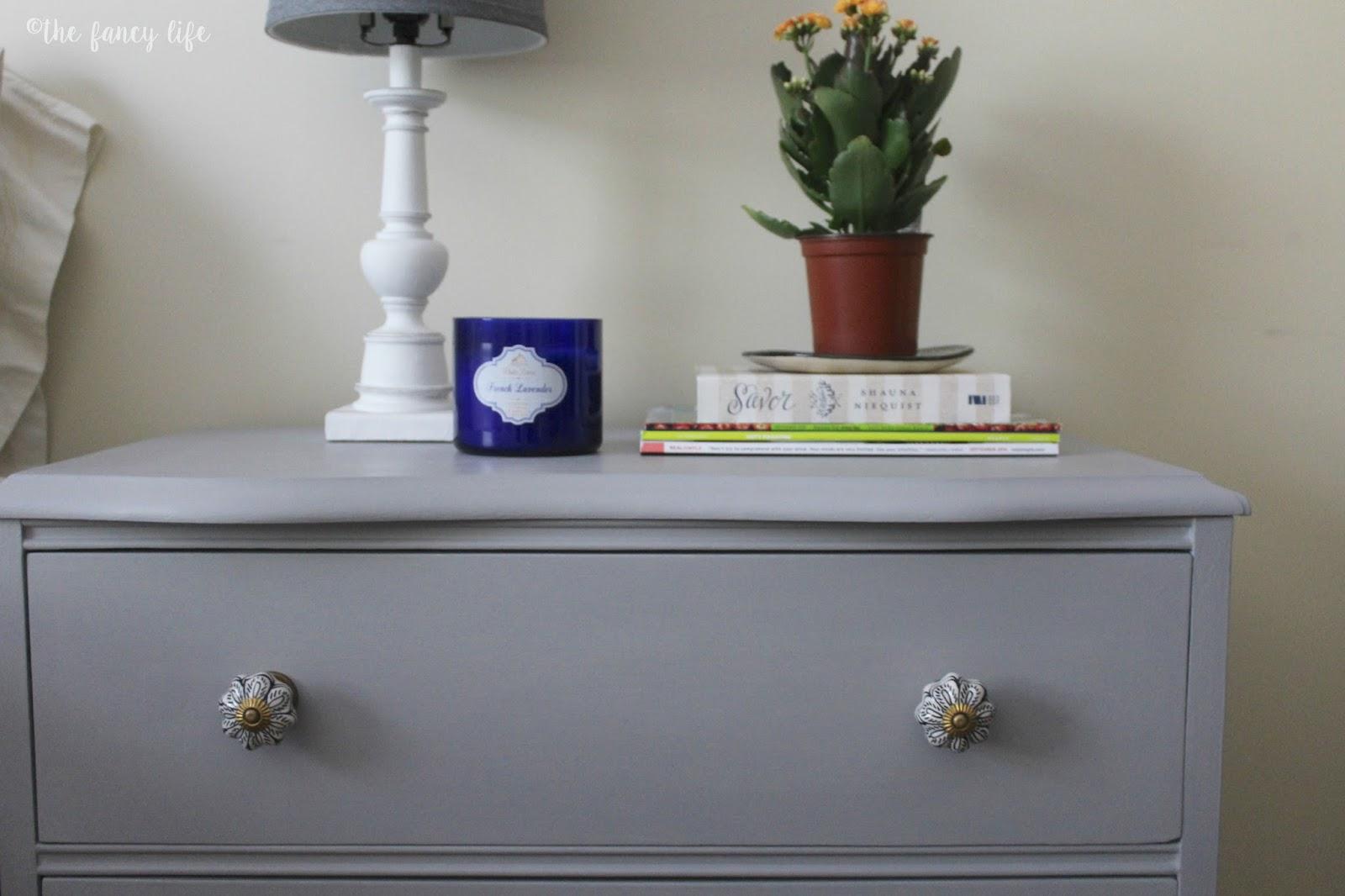 the fancy life Bedroom Side Tables Part II