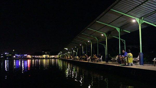 Lokasi Pemancingan Pannampu Park
