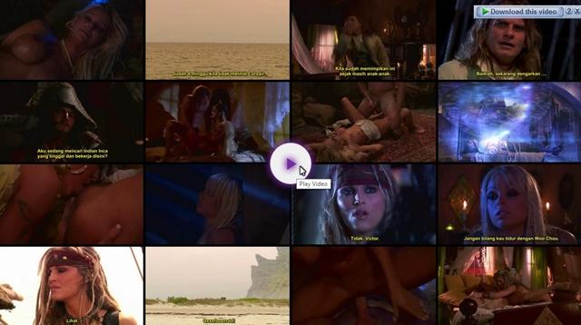 Screenshots Download Film Gratis Pirates (2005) BluRay 480p MP4 Subtitle Indonesia 3GP Nonton Film Gratis Free Full Movie Streaming