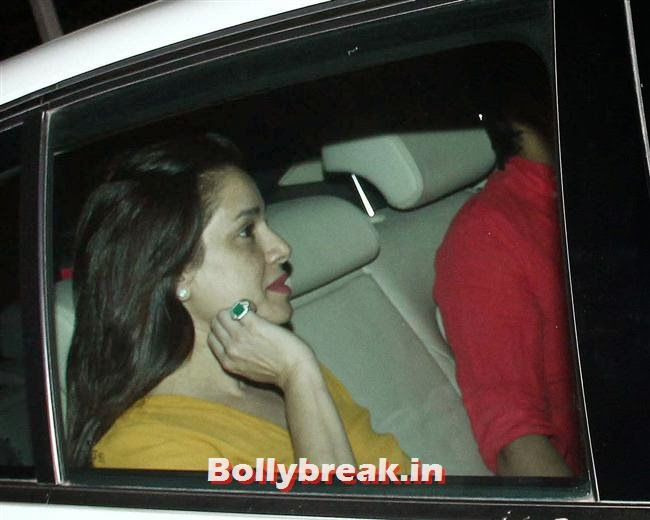 Neelam, Alia Bhatt, Sonakshi Sinha at Special Screening of 2 States