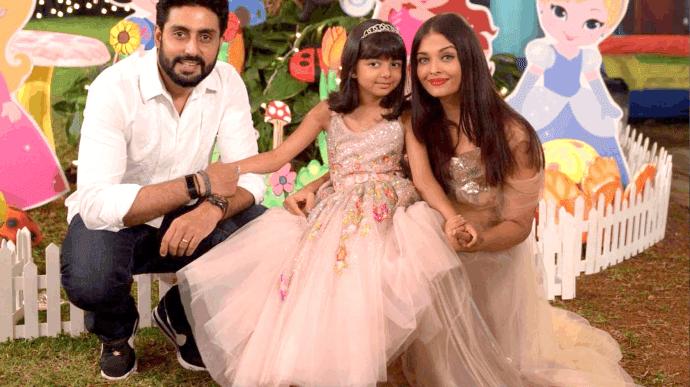 Aishwarya Rai Bachchan's Daughter Aaradhya Bachchan age ...