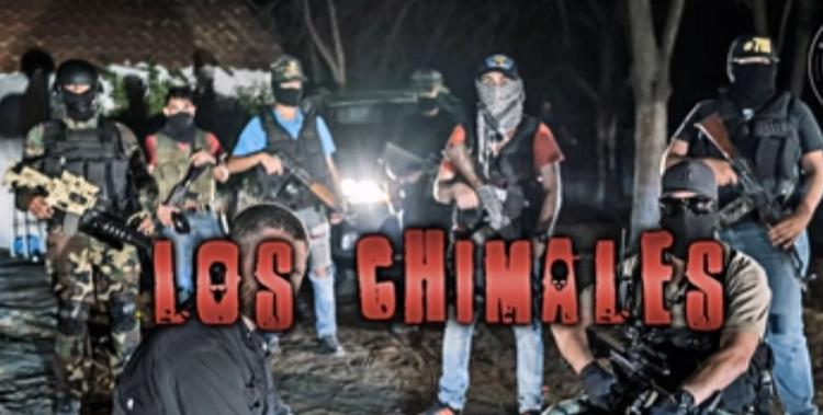 """""""CHIMALES Y NINIS"""",BRAZOS ARMADOS Y DESALMADOS DE LOS """"CHAPITOS""""."""