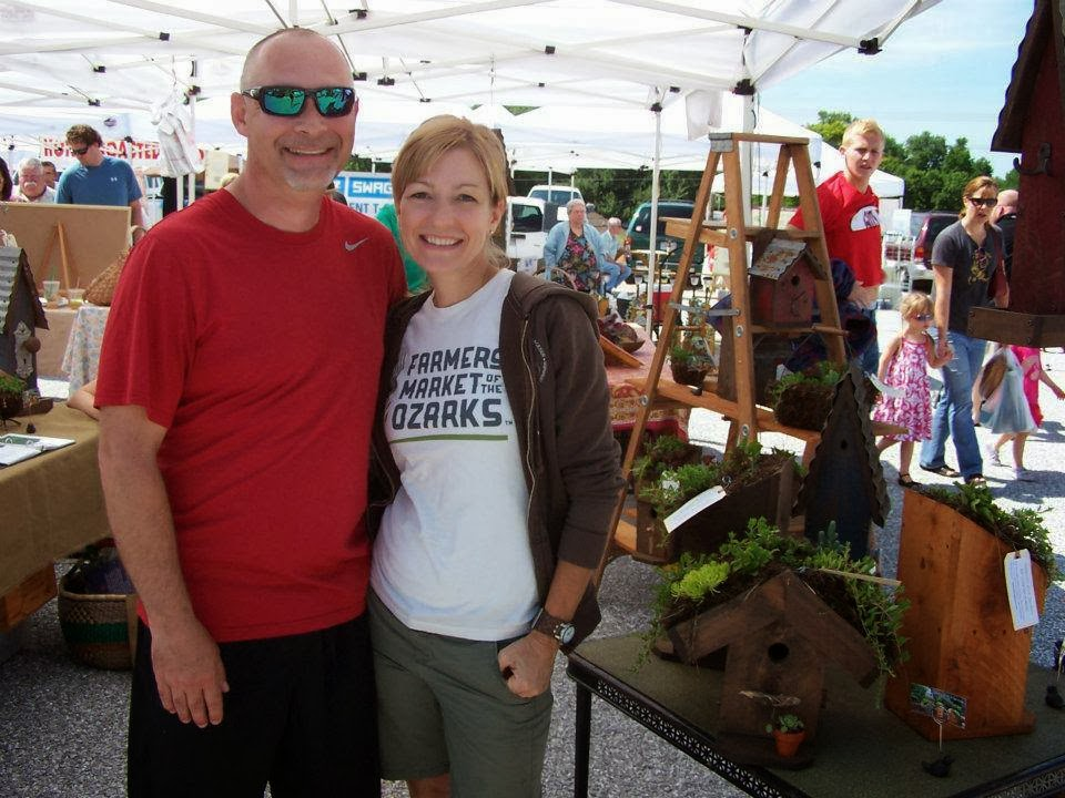 All Products handcrafted by Jeff and Rebecca Nickols. ~ Strafford, MO