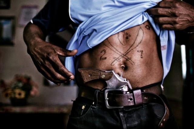 Ritual Ospek Penerimaan Anggota Baru Gangster Paling Mengerikan di Dunia