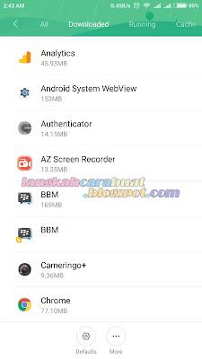 Aplikasi Perekam  Cara Merekam Layar Android Jelly Bean KitKat Tanpa Root 14