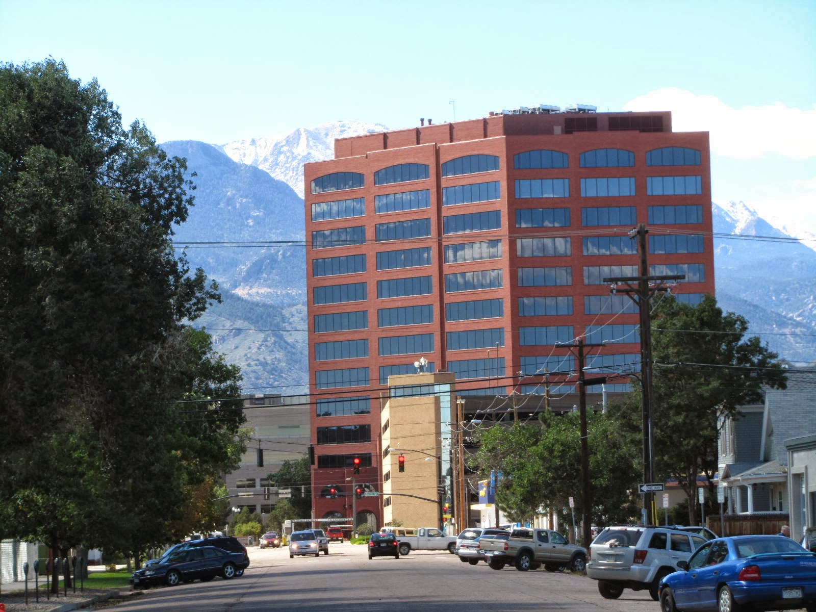 Queens University Of Charlotte >> autoliterate: Colorado Springs Downtown (south side)