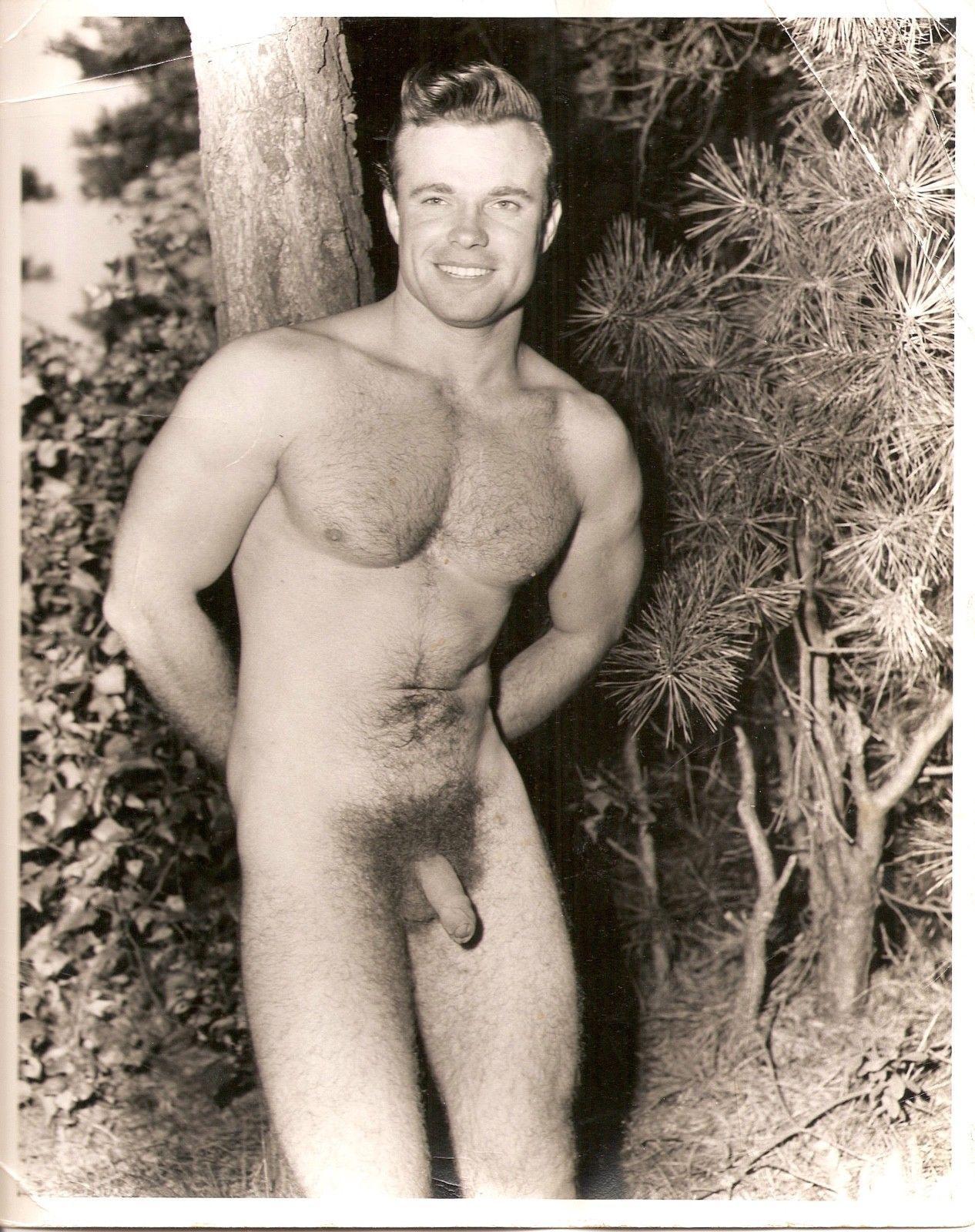 Moški modeli Vintage Beefcake-2543