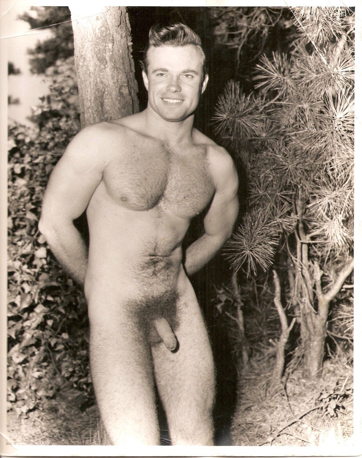 Male physique vintage erotica doug courtney apologise, but