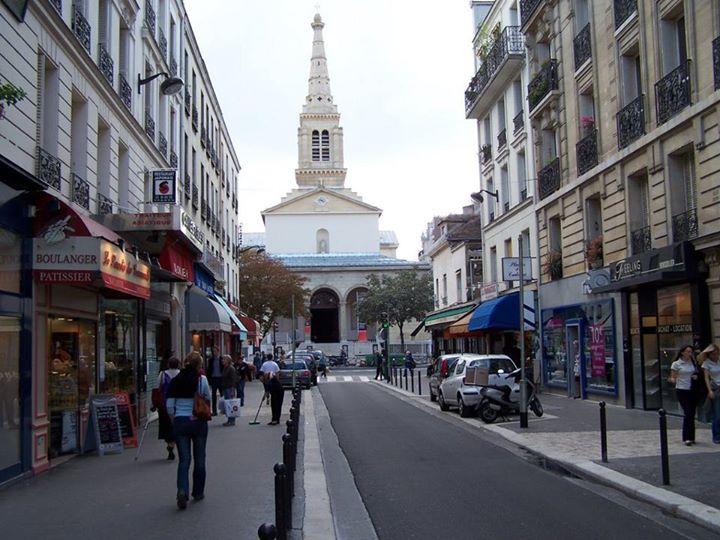 Ma fen tre sur paris l 39 histoire de mon quartier beaugrenelle - Rue du commerce literie ...