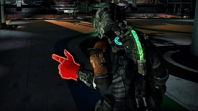 """ПЕРЧАТКА """"HAND CANNON"""" ИЗ DEAD SPACE 2"""